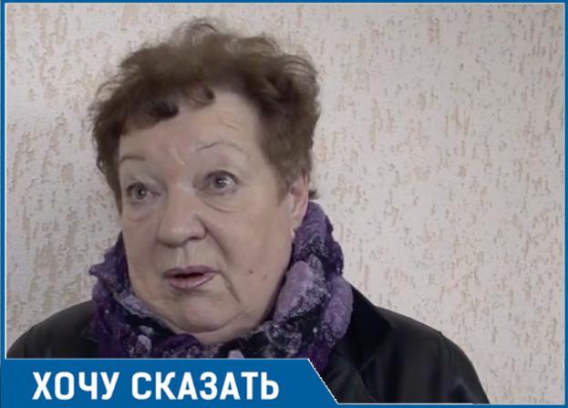 Пенсионерка Надежда Яковишина призывает администрацию Волгодонска облагородить пляж «на пятом»