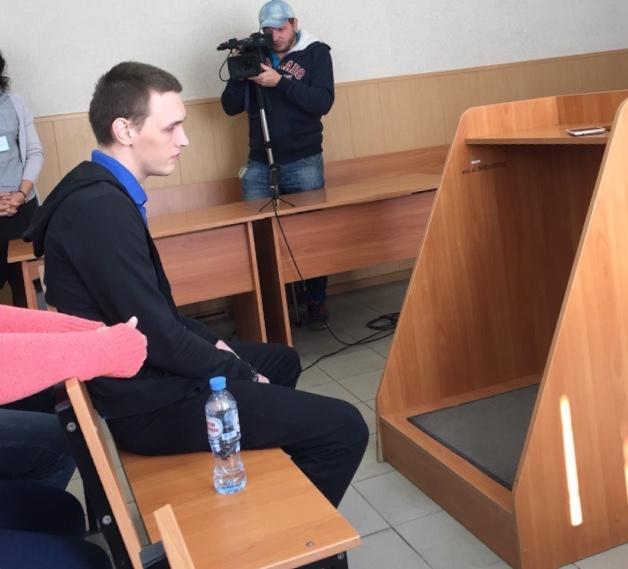 Волгодонец Сергей Мурашов прибыл в суд, чтобы услышать приговор
