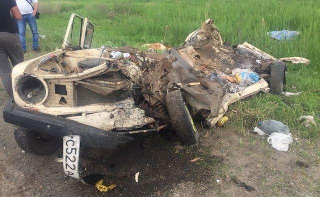 Стали известны подробности аварии с пятью погибшими на трассе Ростов-Волгодонск