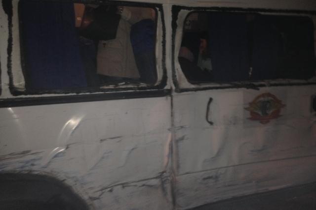 Пассажир волгодонской маршрутки умер вДТП под Ростовом