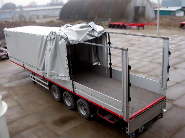 Автоблог: советы профессионалов. Как не ошибиться с выбором тентов для грузовиков