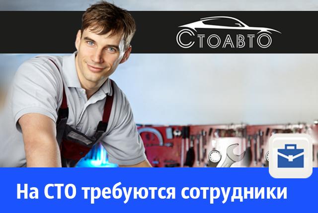 На «СТОАВТО» требуются автослесарь и кузовщик