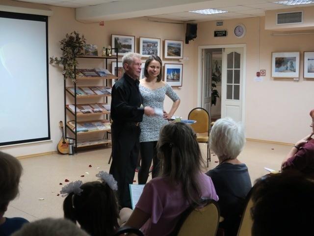Творческий вечер, посвященный 70-летию поэта Геннадия Осипова, прошел в Волгодонске