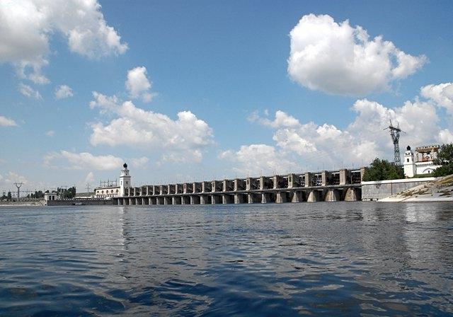 Еще на несколько сантиметров поднялся уровень воды в Цимлянском водохранилище