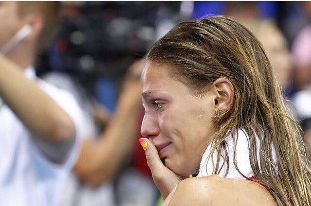 «Опять слезы на глазах, за что?», - Юлия Ефимова об отстранении сборной России от ОИ-18