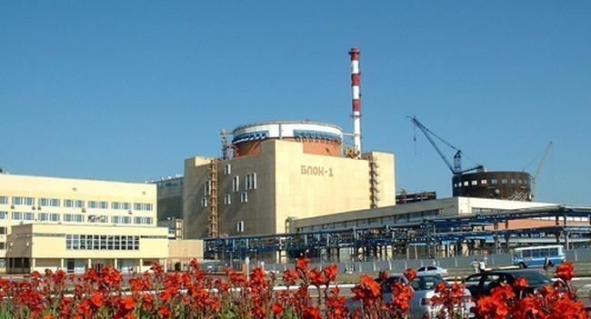 Ростовская атомная станция объявлена лучшей АЭС в России