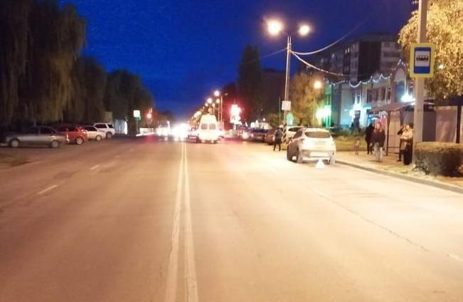 60-летняя волгодончанка угодила под колеса иномарки на Кошевого