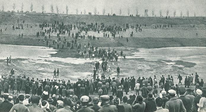 Календарь Волгодонска: 67 лет назад воды Дона влились в Волгу