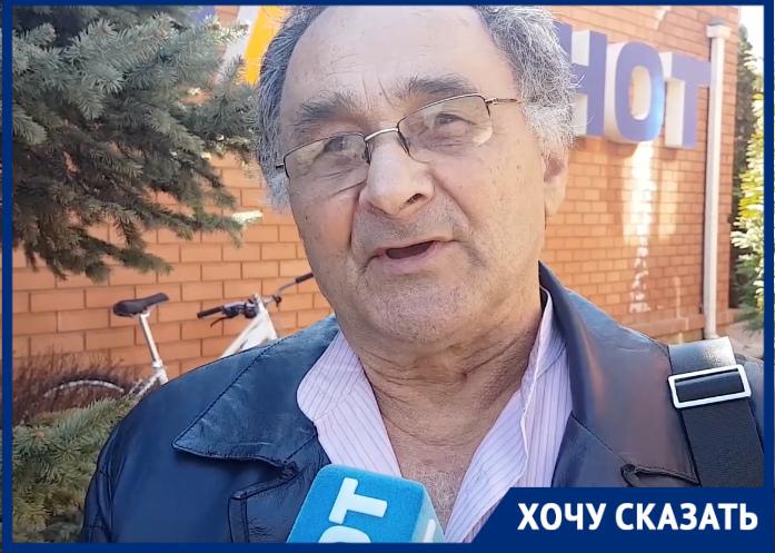 «У православных отобрали кладбище и землю»: житель Цимлянска Иван Комиссаров