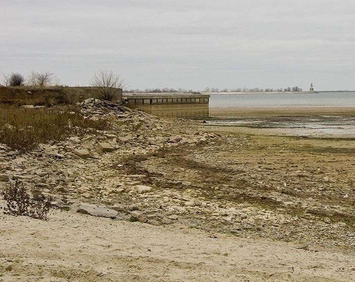Администрация Волгодонска предложила осушить Сухо-Соленовский залив и застроить его коттеджами