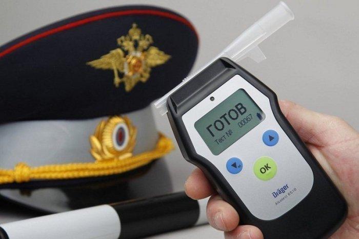 Семь любителей сесть за руль в пьяном состоянии поймали в Волгодонске