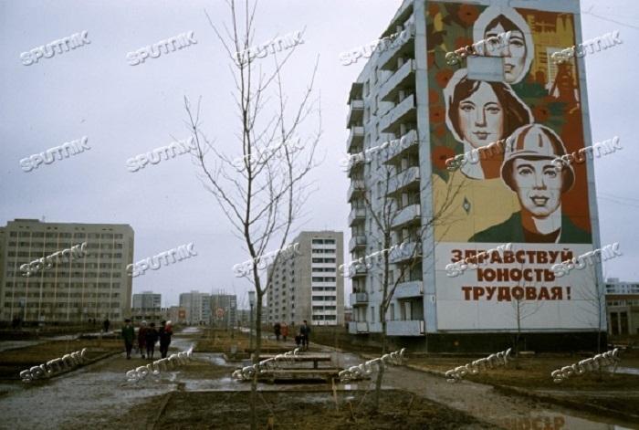 Волгодонск прежде и теперь: когда юность трудовая ждала