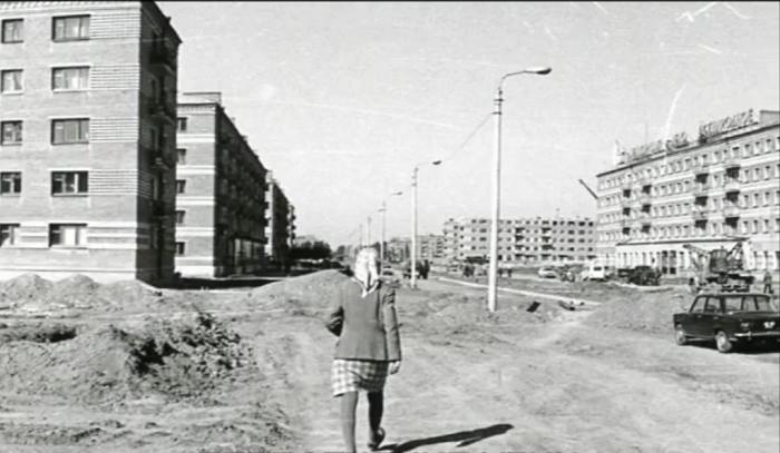 Волгодонск прежде и теперь: район «Забарского»