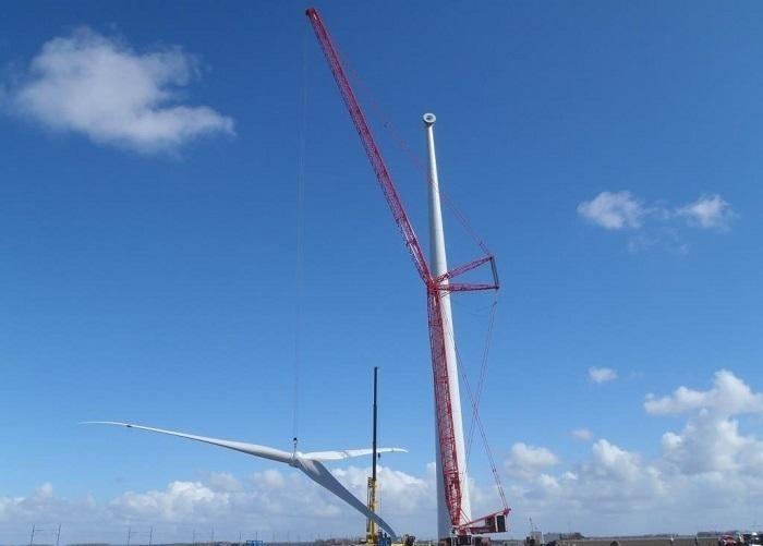 Голландцы создадут на «Атоммаше» крупнейшее в России производство ветроэлектростанций