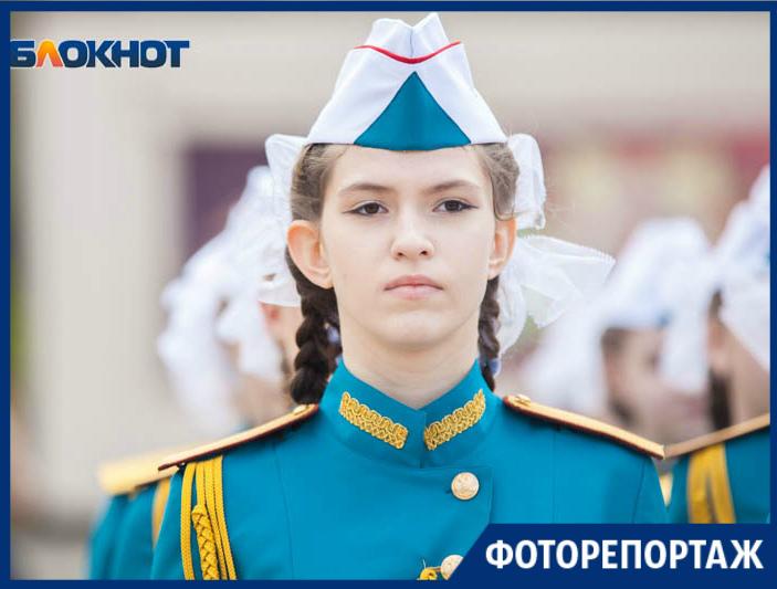 21 отряд поборолся за право участвовать в параде Победы в Волгодонске