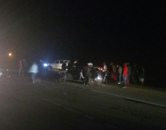 Несколько человек ранены в ДТП под Волгодонском