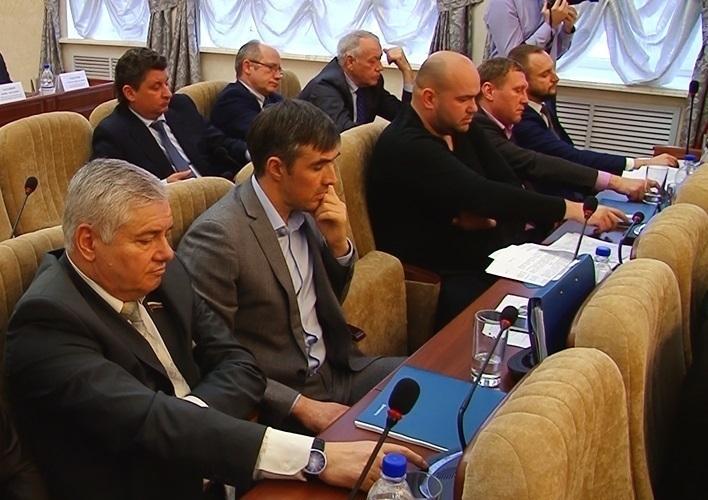 Депутаты Волгодонска отдали парк «Молодежный» под «Мармелад»