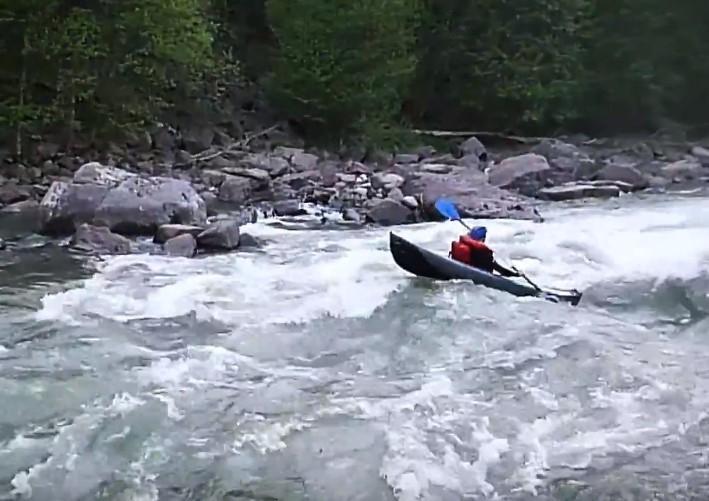 Бесстрашные волгодонцы сплавились по горным кавказским рекам