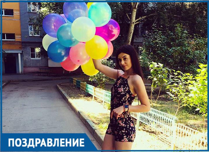 День рождения отмечает участница «Мисс Блокнот» Татьяна Сарычева
