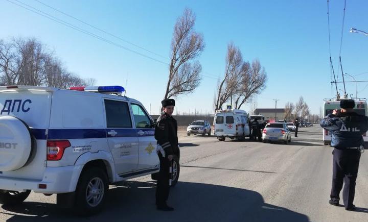 Пешехода насмерть сбили на 2-ой Бетонной в Волгодонске