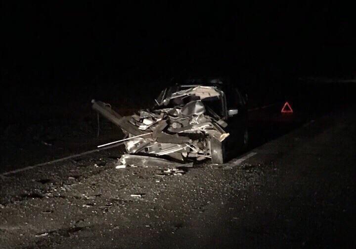 18-летний студент из Волгодонска разбился насмерть в ДТП на трассе