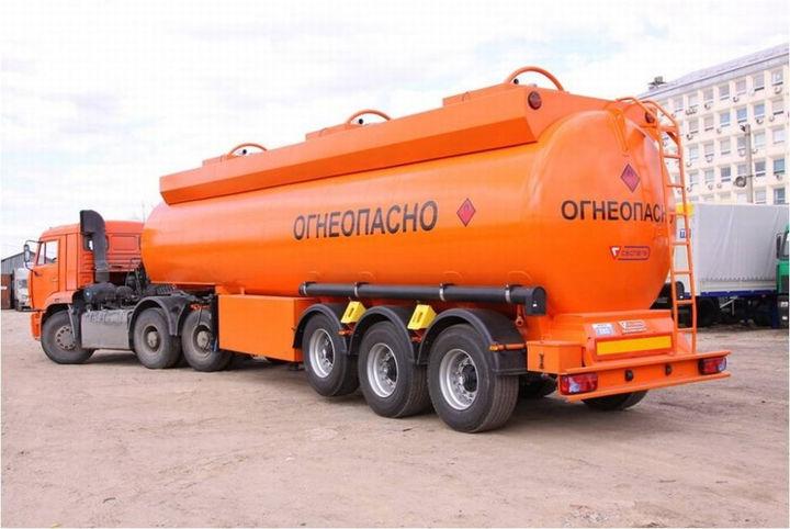 ГИБДД усиливает контроль над передвижением опасных и тяжелых грузов
