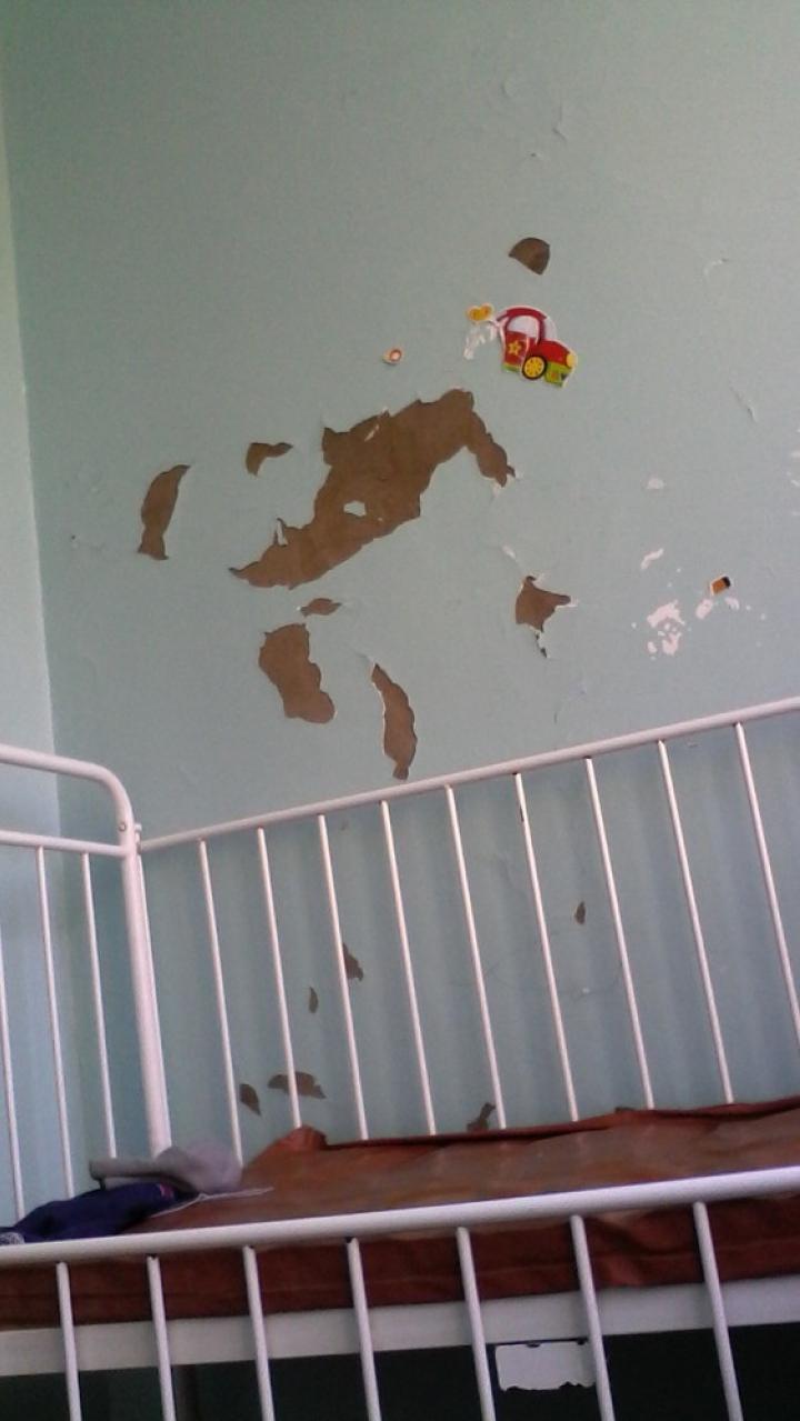 Это помещение невозможно назвать больницей, а детским инфекционным отделением - тем более — читатель «Блокнота Волгодонска»