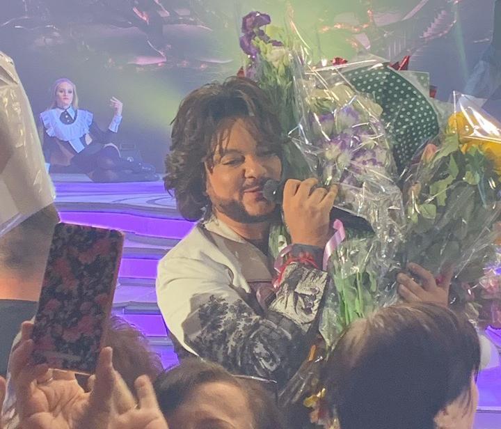 Король поп-музыки Филипп Киркоров показал волгодонцам шоу мирового масштаба