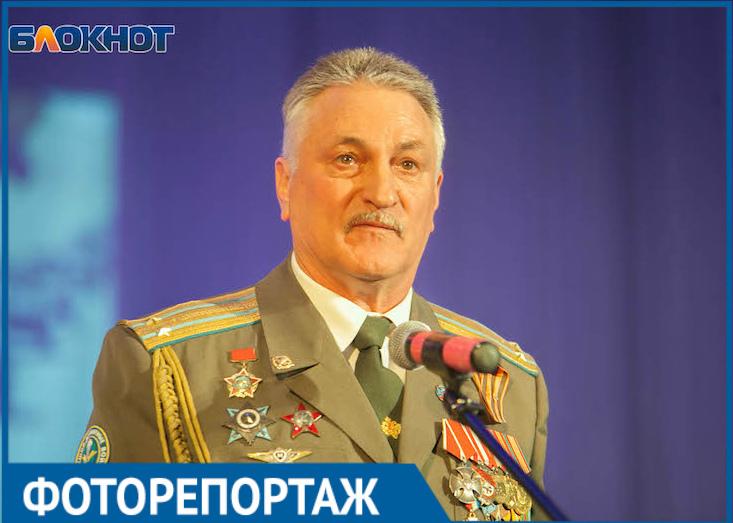 Вручением наград и концертом отметили 30-летие вывода войск из Афганистана в Волгодонске