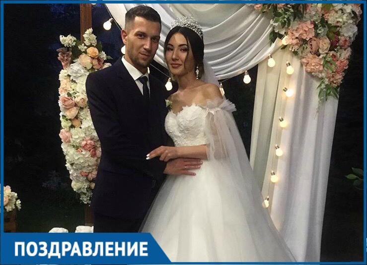 Финалистка двух конкурсов «Мисс Блокнот» Тамара Артыкова вышла замуж