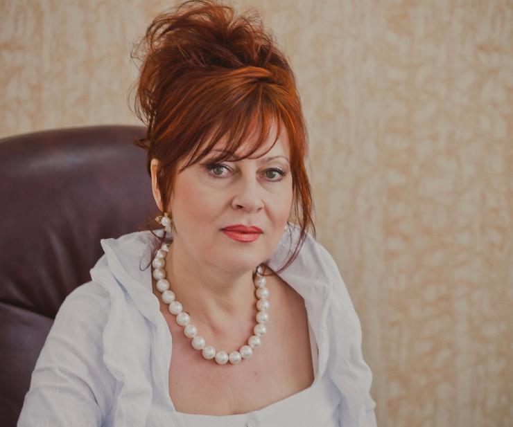 Золотую медаль получила директор Волгодонской школы-интерната Татьяна Белоусова