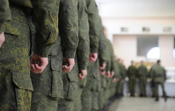 168 волгодонских призывников ушли в армию в весенний призыв