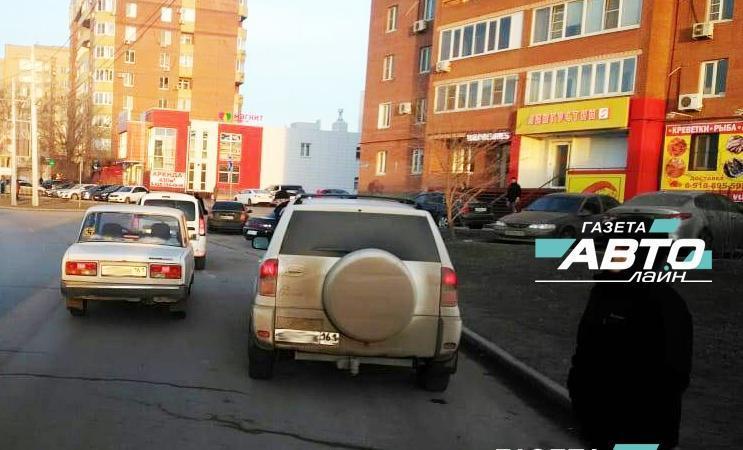 «Пенсионное ДТП» произошло в центре Волгодонска