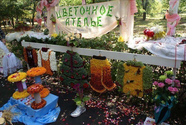 В Волгодонске «Бульвар искусств» ушел в сквер Юность