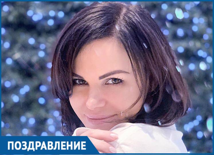 Таня «Инфинити» принимает поздравления с Днем рождения