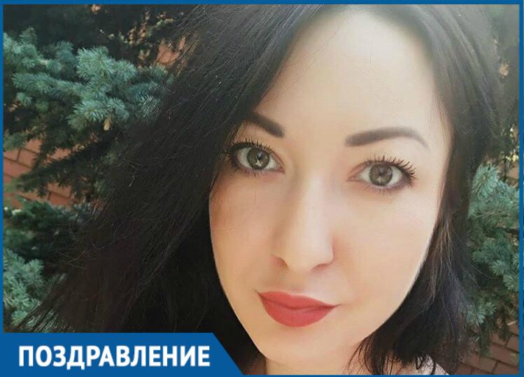 «Блокнот» поздравляет Марину Марсунову с Днем рождения