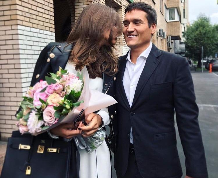Модель из Волгодонска Валерия Журавлева поделилась фото со своей свадьбы