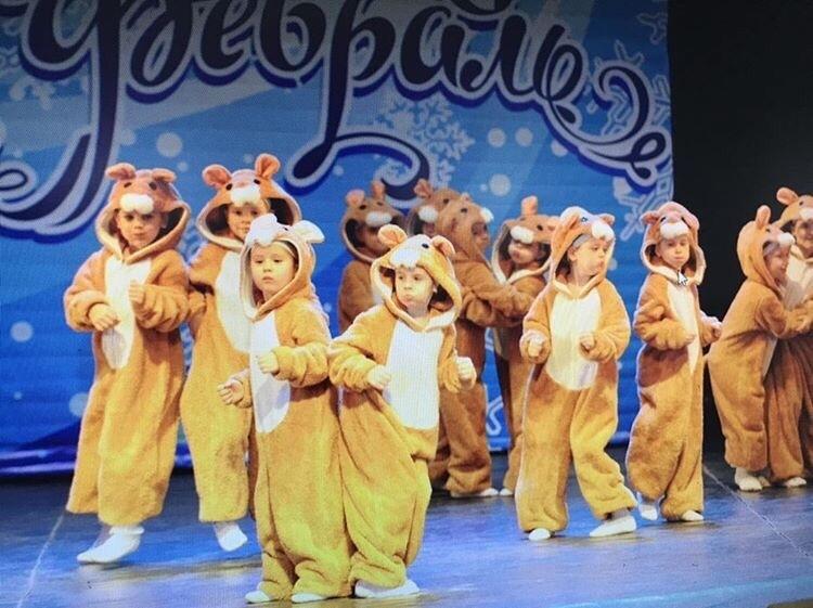 Маленькие танцоры из Волгодонска добились большого успеха на международном конкурсе
