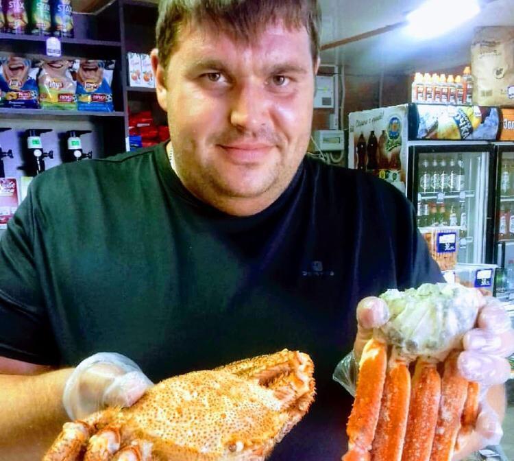 Где купить вкуснейшие морепродукты к новогоднему столу