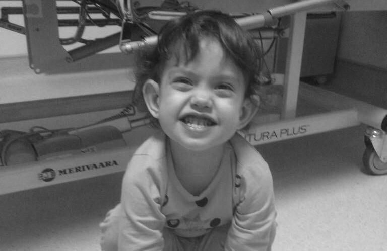 Ушла из жизни 4-летняя Ева Хорохордина, которую пытался спасти весь Волгодонск