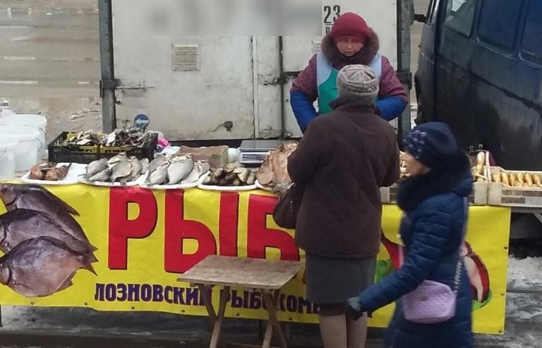 Опасную для здоровья продукцию нашли на стихийных рынках Волгодонска