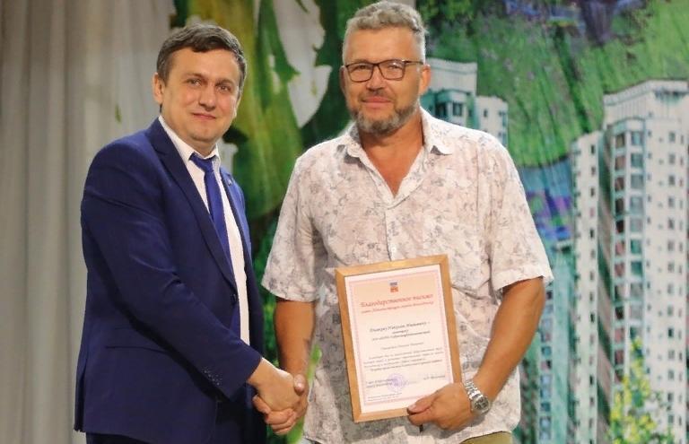 Строители Волгодонска отметили свой профессиональный праздник