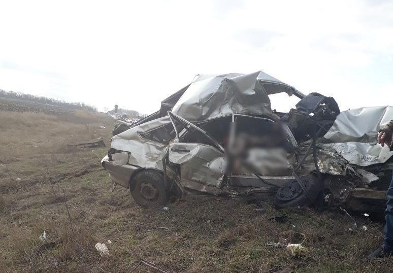 ВРостовской области произошла крупная авария