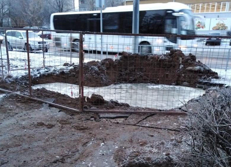 Целый квартал в Волгодонске «обезвожен» из за ЧП во время плановых работ «Водоканала»