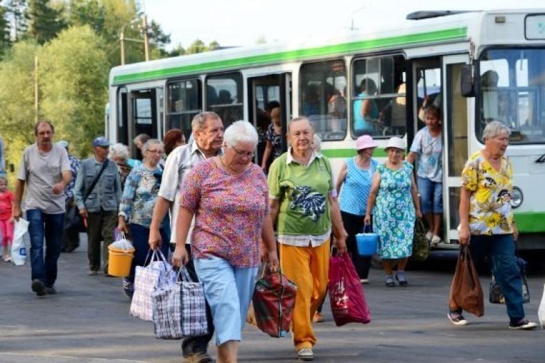 Волгодонские дачники откроют новый сезон