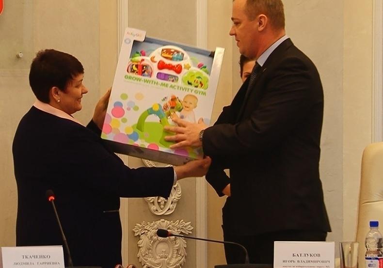 Зампред Волгодонской гордумы Игорь Батлуков стал многодетным отцом