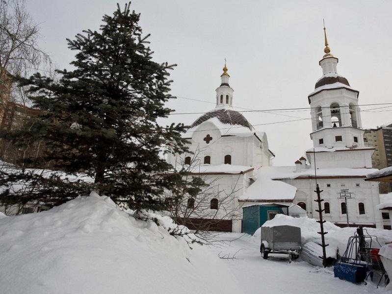 Иконостас из Волгодонска украсил храм «нефтяной столицы» России