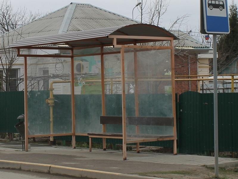 В Волгодонске отказались от летающих по ветру остановок