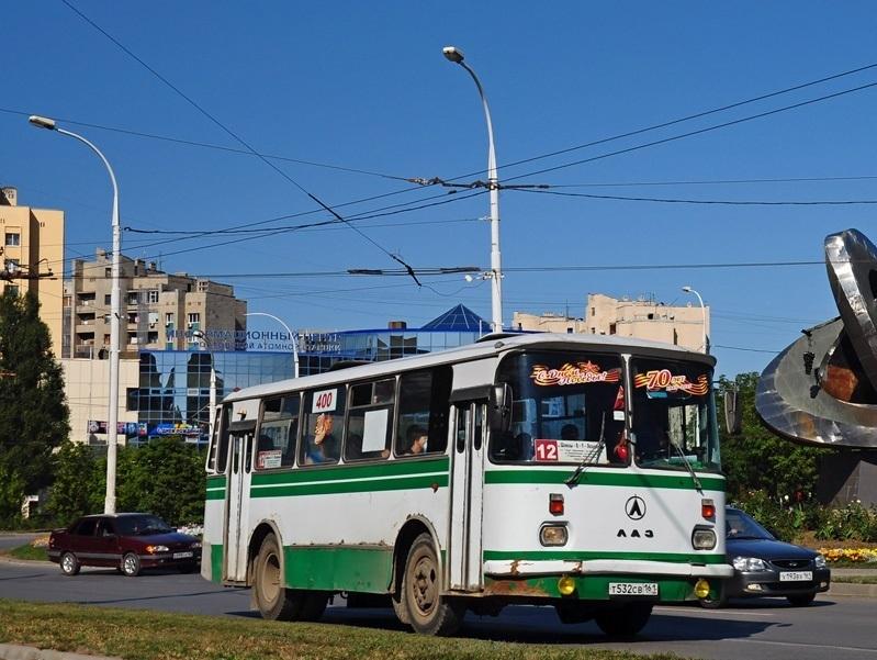 В Волгодонске запустят экспресс-автобус до Шлюзов