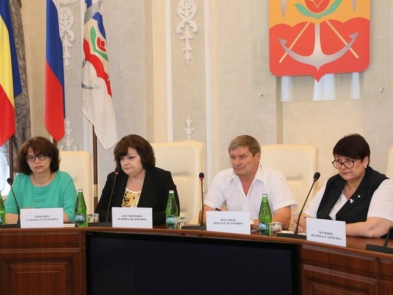 Контрольно-счетная палата начала проверку финансов Волгодонска